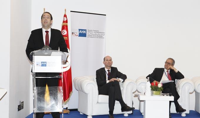 Ide la col re des entreprises allemandes en tunisie for Chambre de commerce tuniso allemande