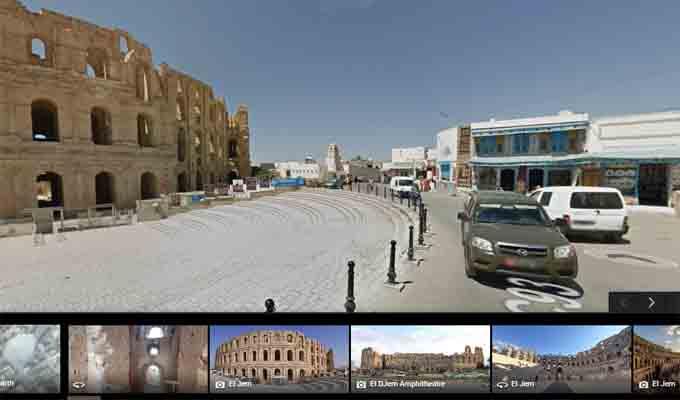 Les Plus Belles Villes Tunisiennes