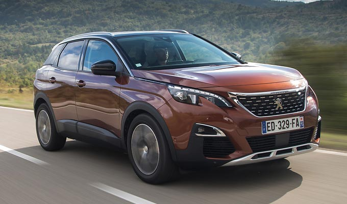 peugeot suv 3008 disponibilit et prix en tunisie webmanagercenter. Black Bedroom Furniture Sets. Home Design Ideas