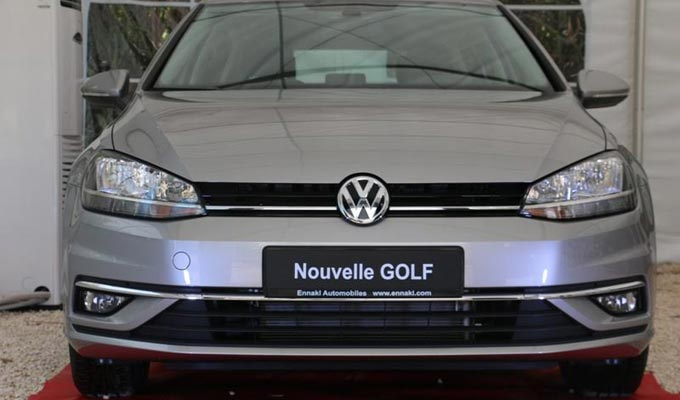 la nouvelle golf facelift de volkswagen style confort et fiabilit webmanagercenter. Black Bedroom Furniture Sets. Home Design Ideas