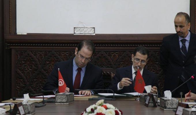 R union de la commission mixte tunisiens et marocains for Commission commerce et artisanat decazeville murat