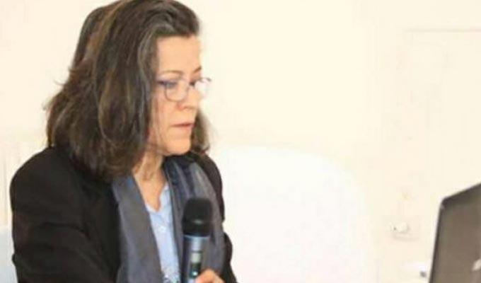 mounira menif  nouvelle directrice du centre culturel international de hammamet