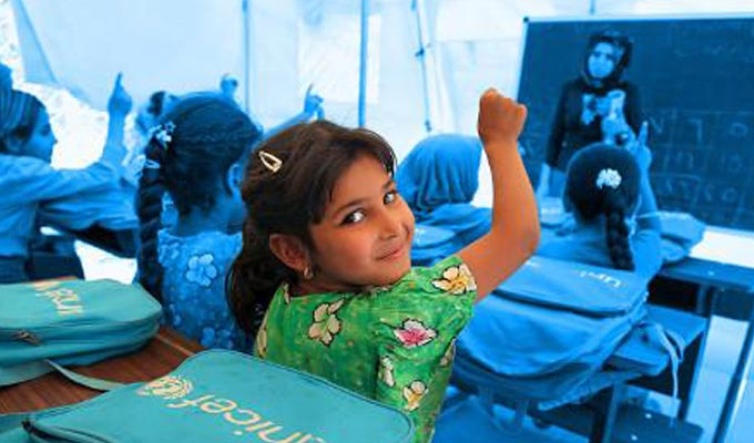 Photo : UNICEF Tunisie
