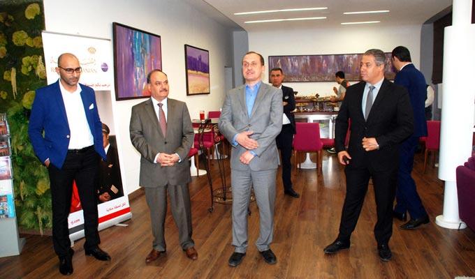 L 39 office du tourisme jordanien et la royal jordanian poursuivent leur offensive au maghreb - Office de tourisme tunisie ...