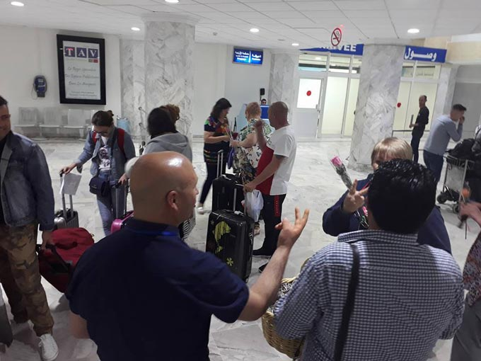 Arrivée de 150 touristes kazakhs et Ouzbeks à Monastir Kazakhsten-toutiste-2