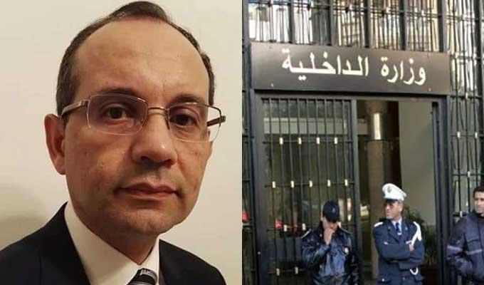 Tunisie : Qui est Hichem Fourati, le nouveau ministre de l\'Intérieur ...