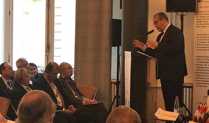 3 me forum france pays arabes la tunisie est capable de relever le d fi de sa transition - Chambre de commerce franco arabe ...