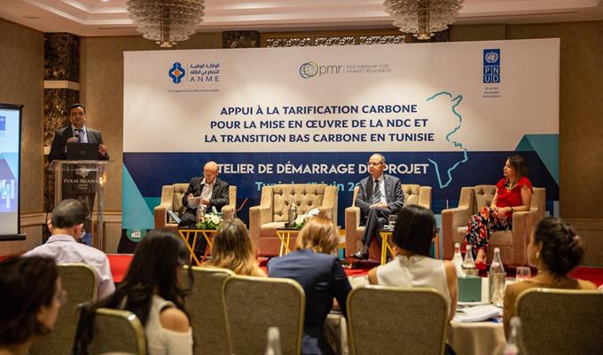 La Tunisie entame un projet de transition bas carbone
