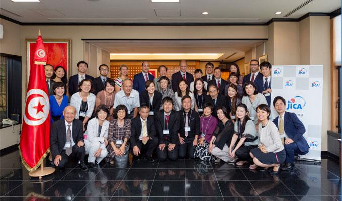 La Tunisie accueille en 2022 la conférence internationale de Tokyo sur le développement de l'Afrique Ticad 8