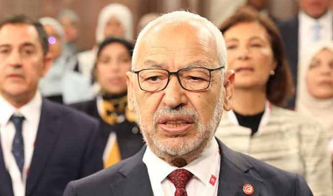"""Tunisie: Pétition """"incongrue"""" des """"députés gelés"""" contre Rached Ghannouchi"""
