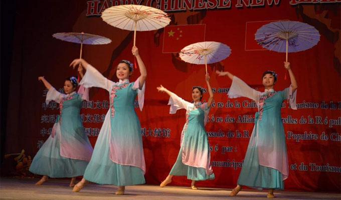 Le Centre culturel de Monastir célèbre les 56 ans des relations diplomatiques tuniso-chinoises Complexe-culturel-monastir-spectacle-chinois