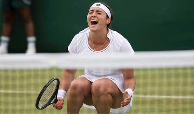 Tennis Ons Jabeur Au Tableau Final Du Tournoi Indian Wells Webmanagercenter