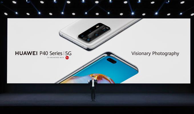 Huawei embarque Qwant dans ses nouveaux smartphones P40